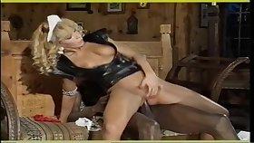 Suraya Jamal - Black Hammer Blond Hair Babe