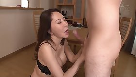 Busty Asian Mommy Likes Just about Fuck